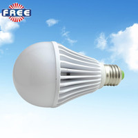 Aluminium LED bulb light cover / LED fitting