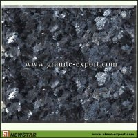 Blue Pearl granite tile 12x12