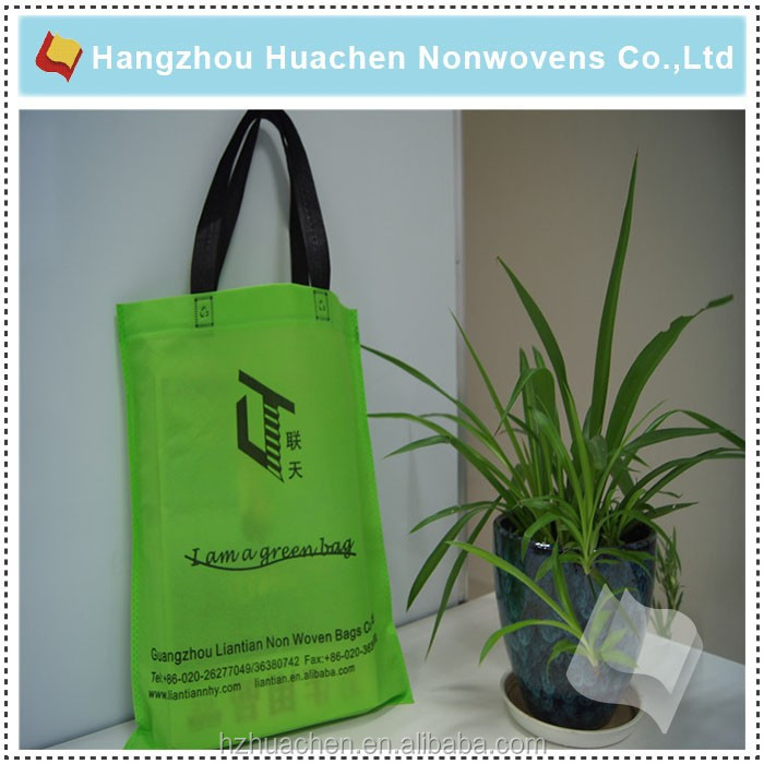 Fashion Cheap Fromotion Foldable Non-woven Bag