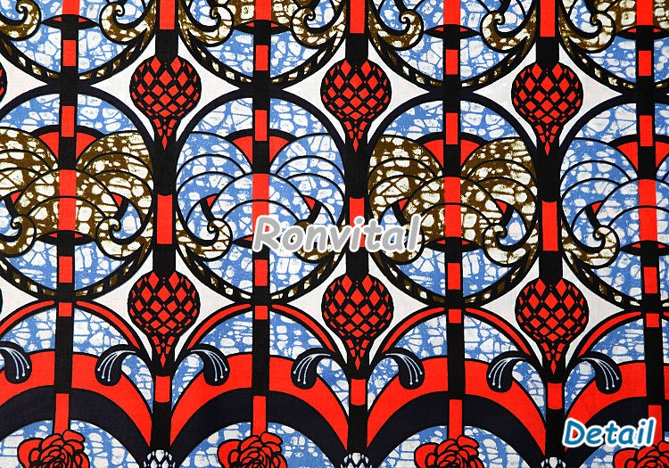 Item No.H553 Veritable wax cotton fabric /Fashion fabric hollandis wax /Veritable fabric real wax