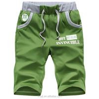 sport shorts for men mens polyester/spandex sports shorts