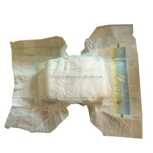 Dry non woven surface nice and cheap baby disposable diaper