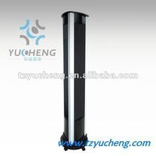 [YUCHENG] 3-side rotating floor display stand for mobile accessories A301