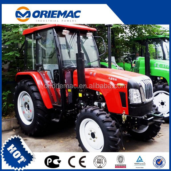 Leading Brand 4WD LT404 mini Tractor with External Wet Air Filter in Zambia