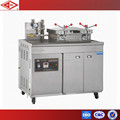 energy-saving gas pressure fryer(CE approved,Manufacturer)