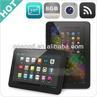 2014 Best selling 10inch tablet pc Allwinner A20 Dual core 1024*600 Android 4.2 OS tablet pc