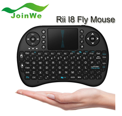 Wireless Keyboard Rii i8 fly Mouse Handheld bluetooth Keyboard for TV BOX PC Laptop