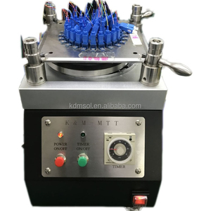 Squared type Fiber Optic Splicing Turmeric Polishing Machine