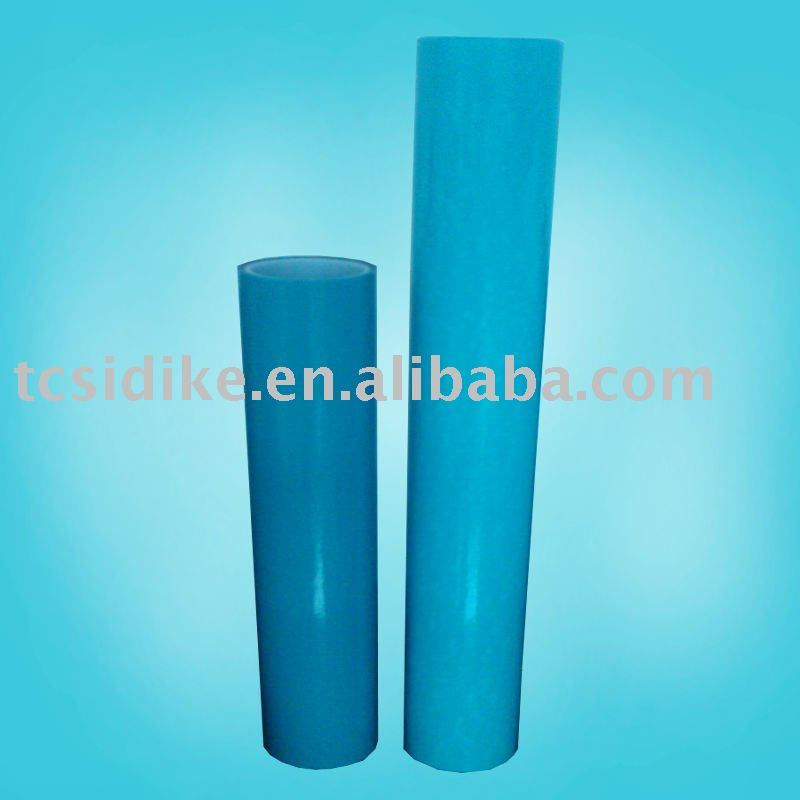 Blue release film double sided tape