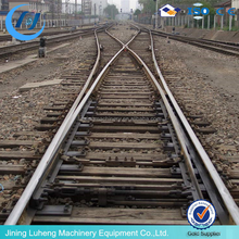 railway fabricated crossing, railway fabricated turnout, railway fabricated switch