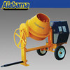 Alibaba on line skid steer concrete mixer attachment, concrete mixer rodeo, Small Cement Mixers for Sale