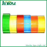 cheap price custom high visibility pvc vehicle reflective tape