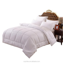 Soft Home Hotel Bedding Inner Polyester Microfiber/ Goose Duck Feather Down Duvet, Quilt, Comforter