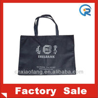 Customize canvas shopping Bag , canvas fabric tote bag