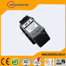 Best price Compatible Canon PG-40 ink cartridge for canon pixma ip1200