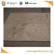 China domestic marron travertine tiles antique travertine