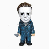 Resin figurines/7 NIGHTS OF TERROR PT. II hand-paint MICHAEL MYERS resin figure/resin MICHAEL MYERS sculpture
