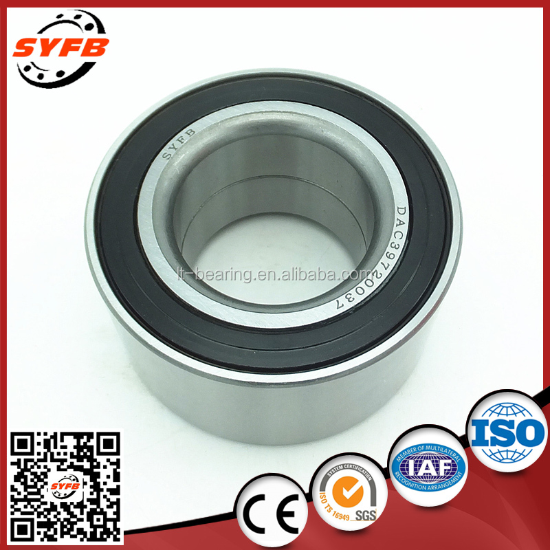 High precision wheel hub ball bearings DAC40720037 for volkswagen wheels
