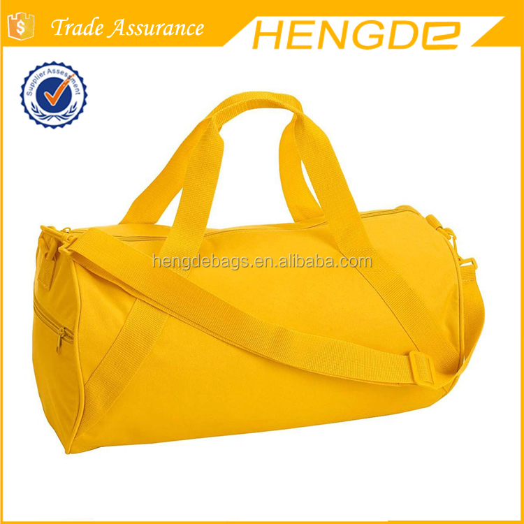 Hot Sale Customized Color Athletic Sport Travelling Bag