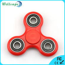 Hot selling anti-stress tri-spinner toy 608 bearing plastic spinner
