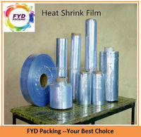 High quality industrial antistatic shrink film tube for wrapping