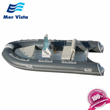 China Hypalon Fiberglass Hull Inflatable Rib Boats For Sale