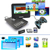 7 inch mobile evd/dvd portable DVD Player HD TV with USB