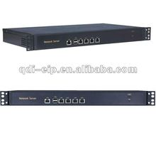 1 U Network Server with 4Lan ports NS-XEON4L