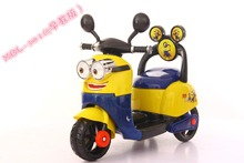 2017 Newest ride on toy electric kids motorcycle made in china