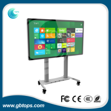 100 inch touch screen 1080P multi touch screen pc tv