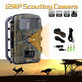 12MP RD1001 Wildlife Digital Infrared Trail Hunting Scouting Camera 42 Pcs LED