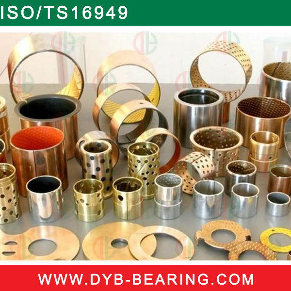 DYB2 BC all kinds Sliding bearing,oilless bush,slide bushing