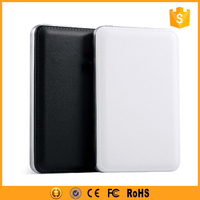 Alibaba Card Leather 3000mAh Power Bank for Digital Camera