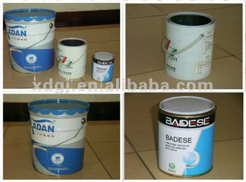 5L paint canning machine tin can