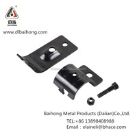 round hole metal joint for pipe