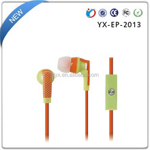 Cute Earbuds Earphone Wholesale In-ear Earbuds Earphone Colourful Girls Handfree Earbuds For Mobile