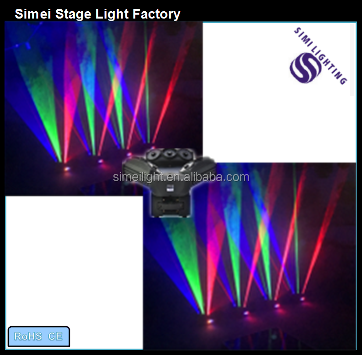 night club equipment bird head laser light RGB2.5W laser