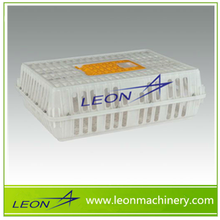 Leon chicken transportation/ live chicken transport crate/ basket /cage with good quality