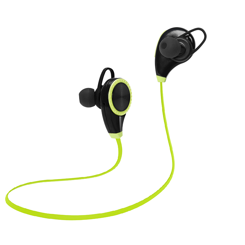 RQ8 Hands-Free Calling In-Ear Noise Cancelling Sport Bluetooth Earphone