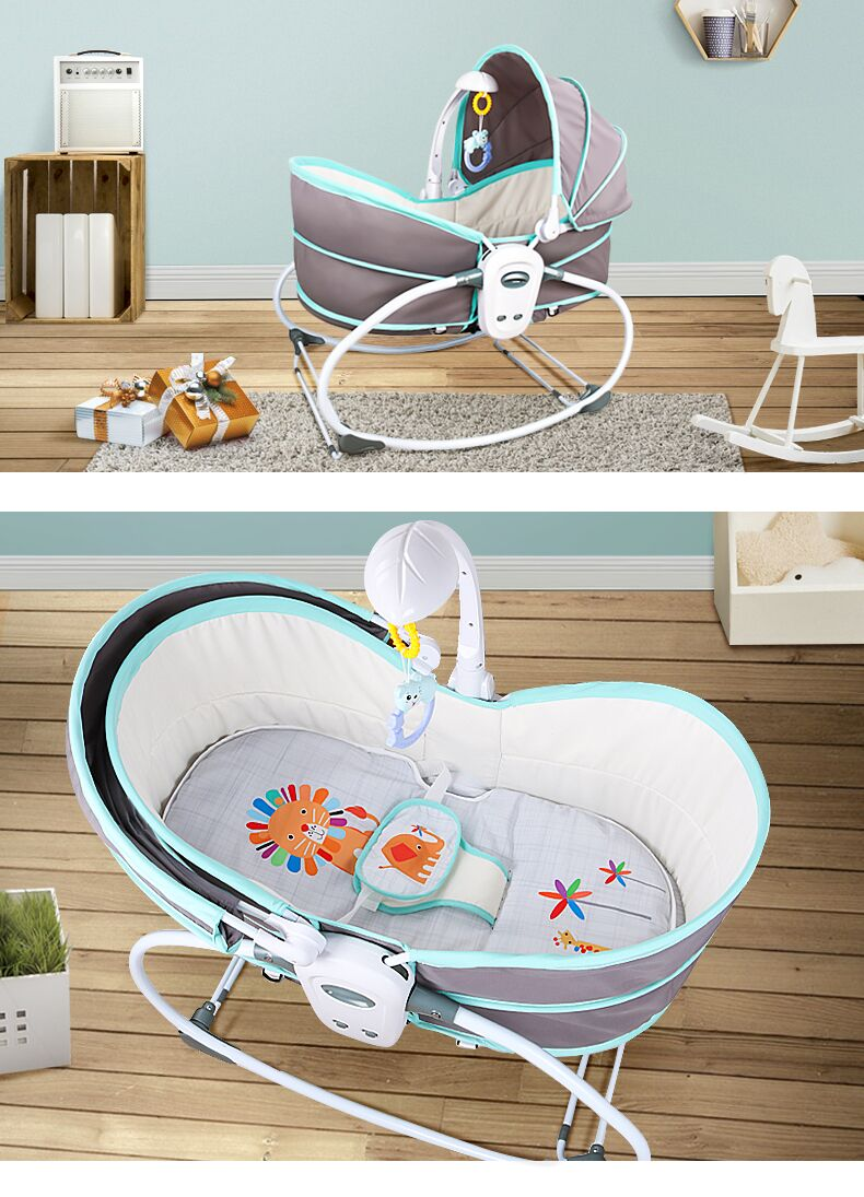 Baby Bouncer Swing | Cradle Baby Swing Bed | Baby Rocker Chair