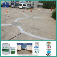 SWD concrete floor shrinkage crack repair paint