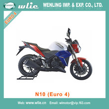 Hot Sale 50cc motor bike dirtbike and 125cc patent scooter EEC Euro4 Racing Motorcycle N10 Water cooled EFI system (Euro 4)