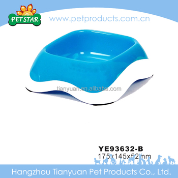 Decal Pet Feeder Ceramic Pet Salad Bowl