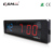 "[GANXIN]1"" 2 digit blue 4 digit red led digital clock for Gym electronic fitness crossfit timer"
