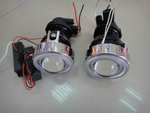 HID Fog lamps CCFL kit 2008- H3