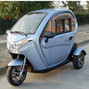 2017 New Design Passenger Electric Tricycle