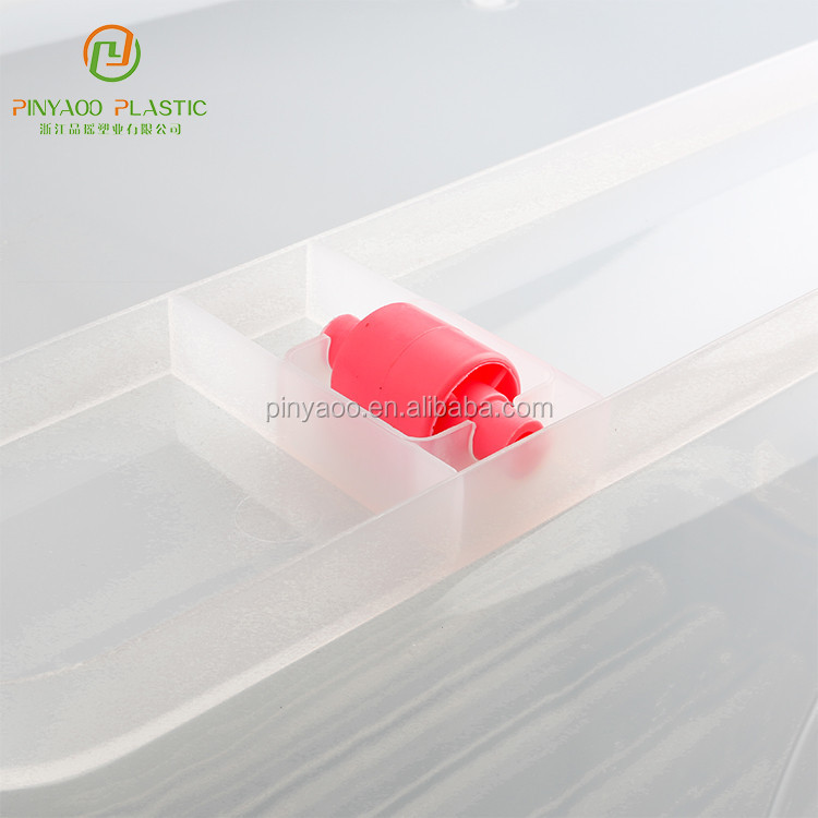 88L high-capacity best quality widely use multipurpose storage box