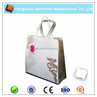 Wholesale 270gsm Personalized Foldable Non Woven Fabric Bag