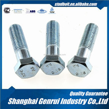 carbon steel hex bolt nut bolt manufacturing process
