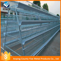 china wholesale chicken coop iron wire fence/chinese chicken coop made in china